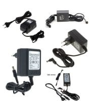 Alimentadores, adaptadores de corriente y cables de red Korg