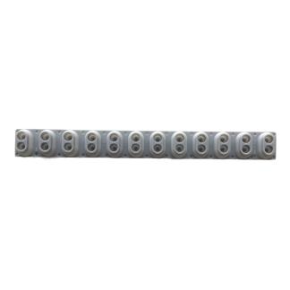 wf212200 Goma de contacto 12 p Yamaha para DGX620, DGX630,DGX640, DGX650, P35B, P45, P70, P85, P95, P105, P115, MOX6, MOX8