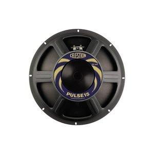 Altavoces Celestion para amplificadores de bajo