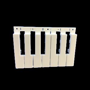 Tecla octava blancas JDXi