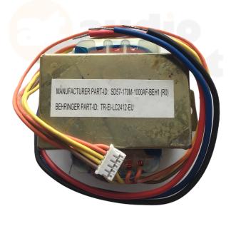 Transformador Behringer DJX700, DSP9024, DSP8024, DJX750, DSP8000, DSP8020, DJX900USB