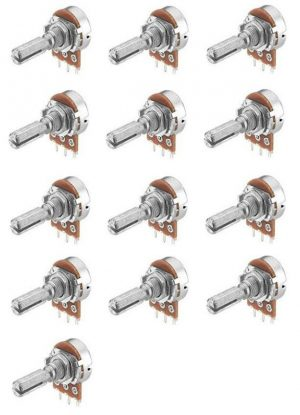 Kit potenciómetros amplificadores Marshall