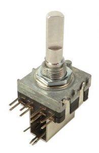 Encoder Alt tuning y Model select para variax JTV-89