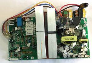 Placa alimentación y amplificacion Ampeg para MICRO-VR