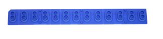 01015145 Goma de contacto azul Roland 13p para XP, XP80,EP70 etc (ref:1601)