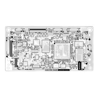 10310156 Placa Main MA1M Casio AP400