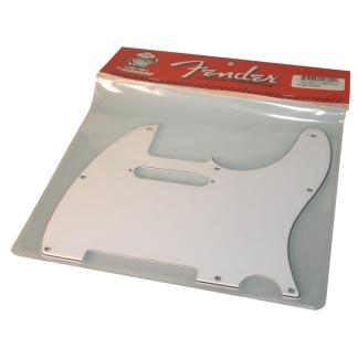 Pickguard Blanco Fender Tele