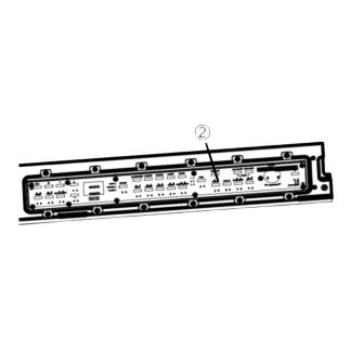 Panel negro Korg C1, C1 air