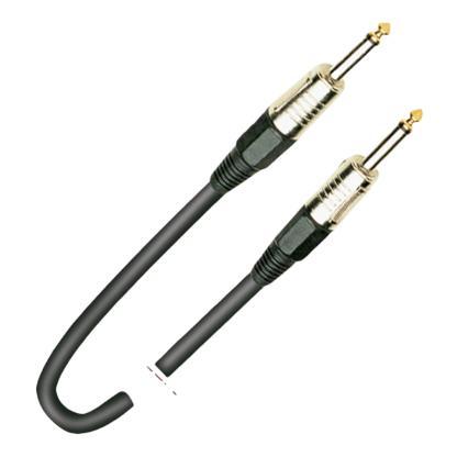 Cable señal de audio para instrumento 6 metros Jack